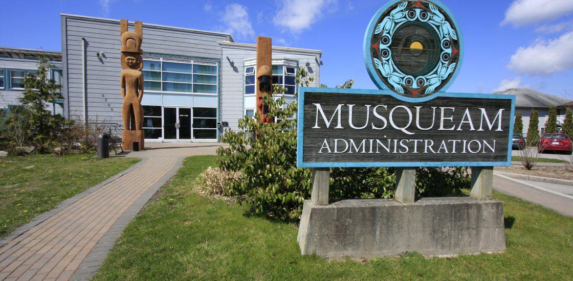 Musqueam Administration