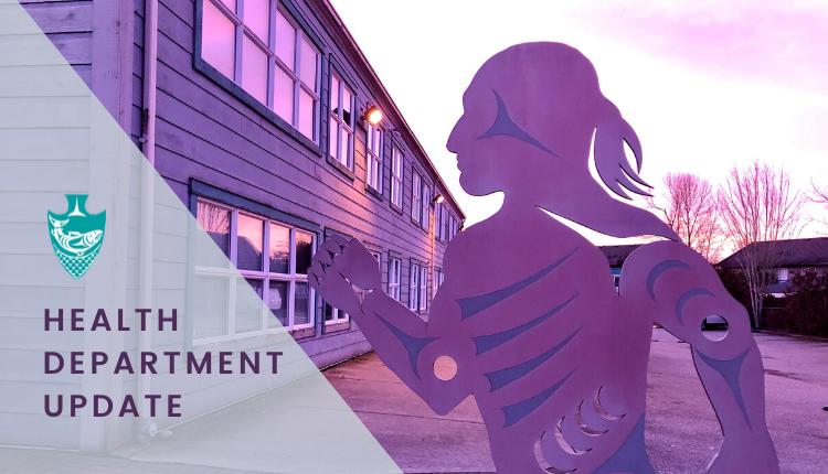 Musqueam Health Department Update