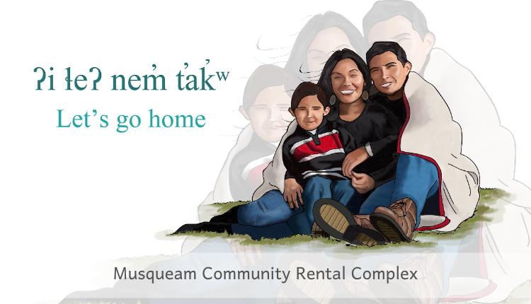 Musqueam Community Rental Complex