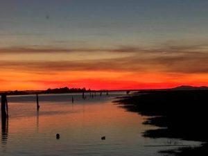 musqueam sunset