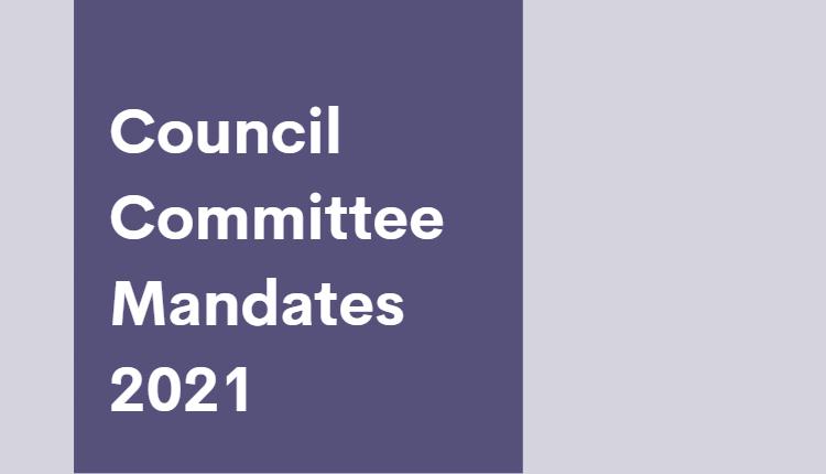 Musqueam Council Committee Mandates 2021