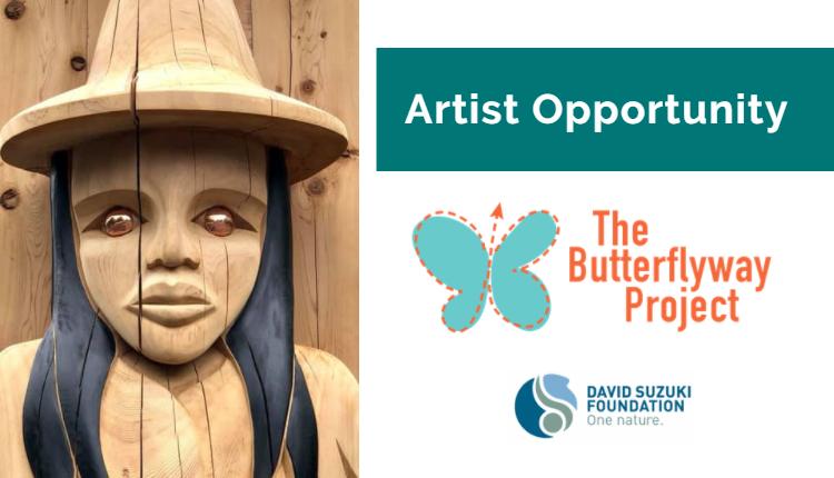 Artist opportunity with David Suzuki Foundation