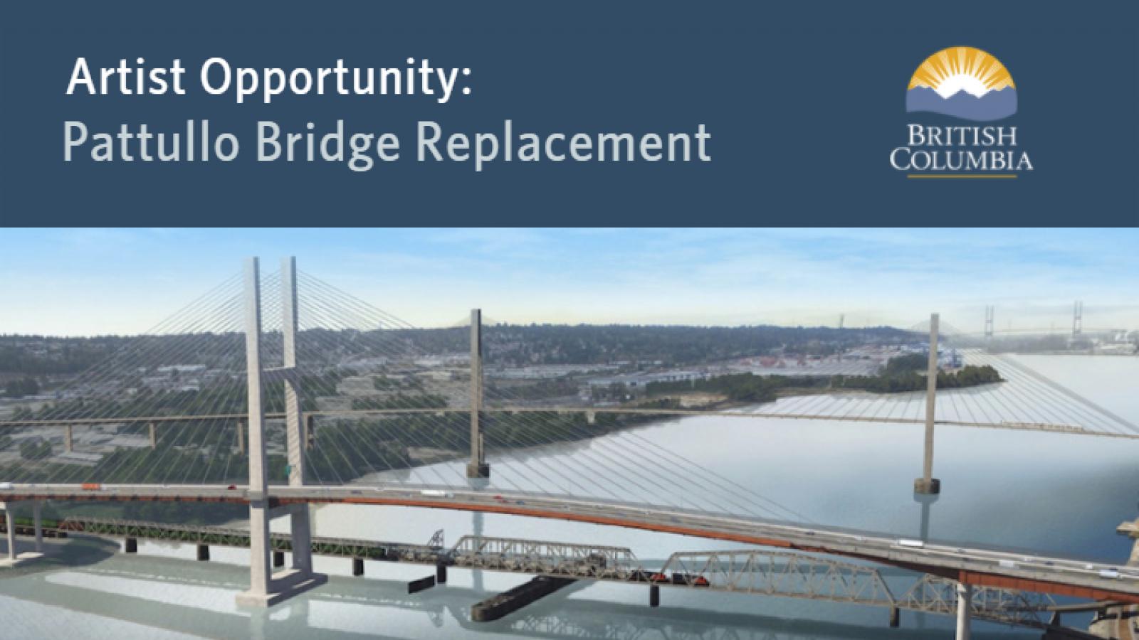 Musqueam Artist Opportunity: Pattullo Bridge Replacement
