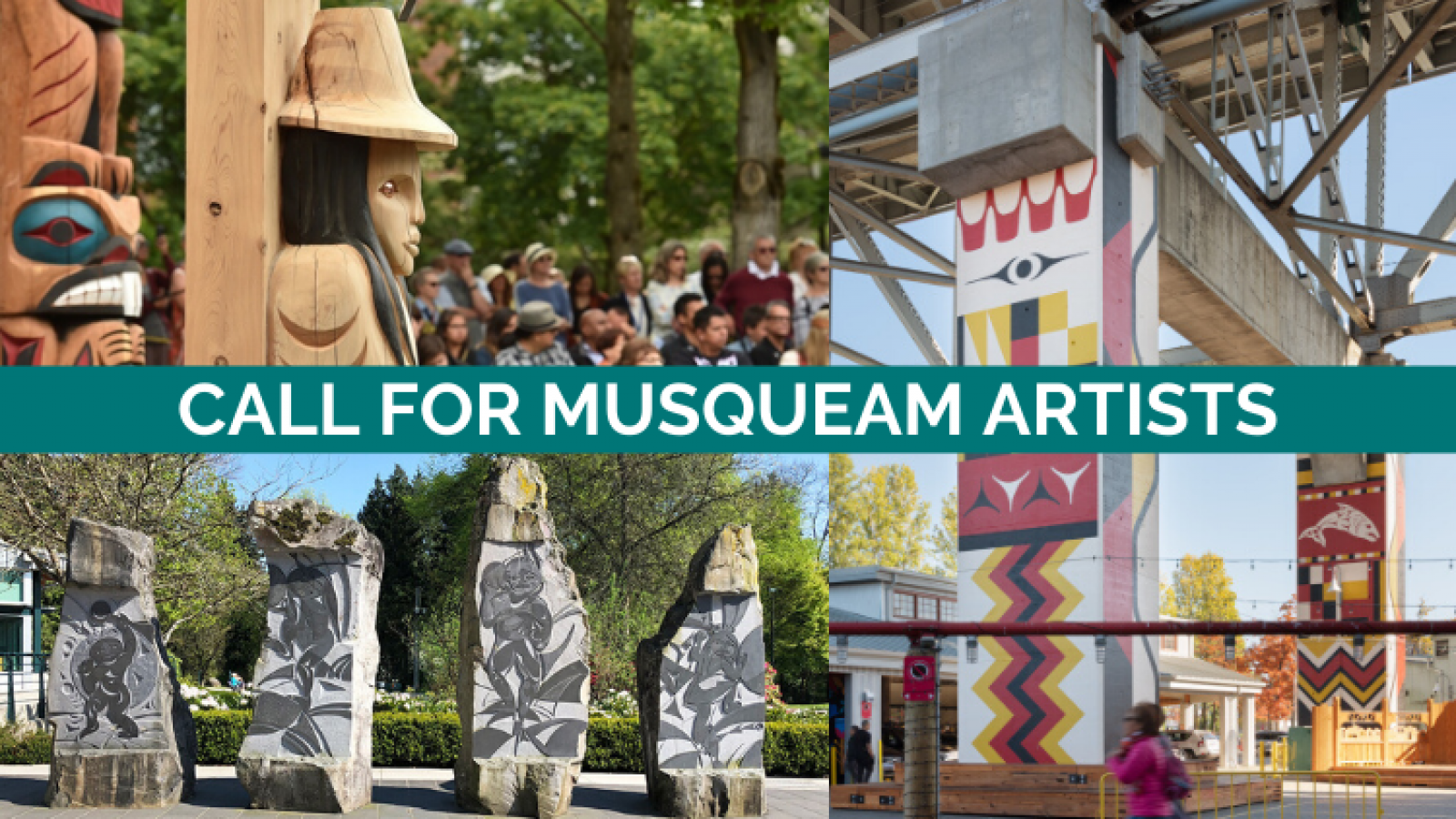 Call for Musqueam Artists
