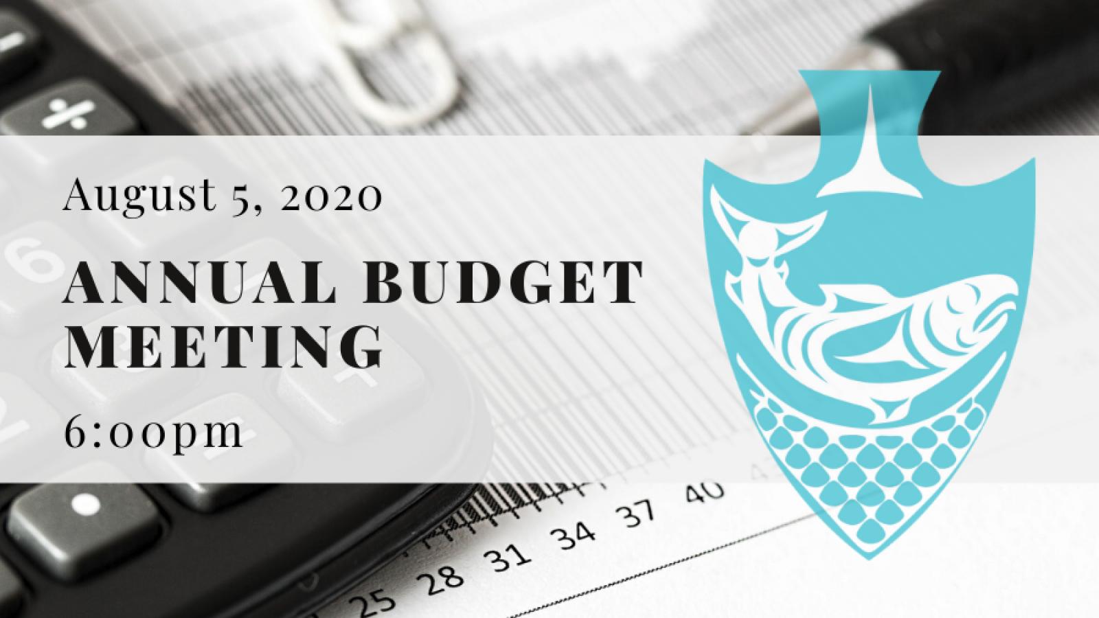 musqueam annual budget meeting 2020